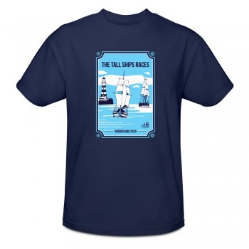 Kids Navy Event T-Shirt