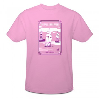 Kids Pink Event T-Shirt
