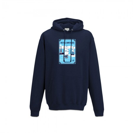 Tall Ships Races Sunderland 2018 Event Hoodie