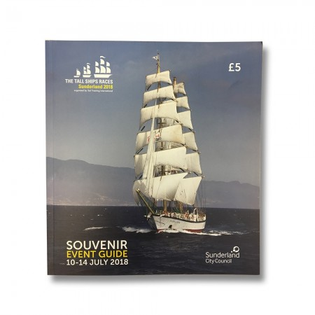 Tall Ships Races Sunderland 2018 Official Programme